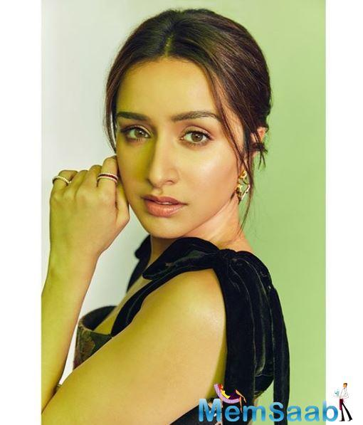 It is Shraddha Kapoor's year of sequels. The actor will be seen in Street Dancer 3D, which is the brand new version of ABCD 2, co-starring Varun Dhawan, directed by Remo D'Souza.