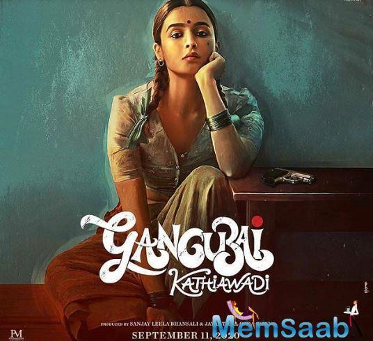 Alia Bhatt is all set to bring the character of Gangubai Kathiawadi, one of the most dreaded women of Mumbai's underworld to life in Sanjay Leela Bhansali's next Bollywood movie.