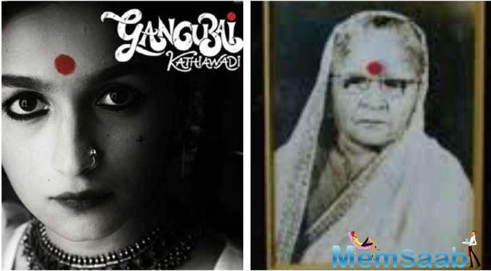 The film is based on the life of Gangubai Kathiawadi, a young girl sold into prostitution by her boyfriend, who later becomes the madam of a brothel in Kamathipura.