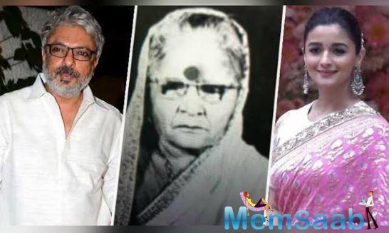 Gangubai Kathiawadi is written-directed by Sanjay Leela Bhansali
