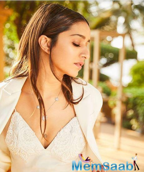 The actress is leaving no stones unturned to promote the film on various platforms. She has been sharing the looks for her promotional events on her Instagram.