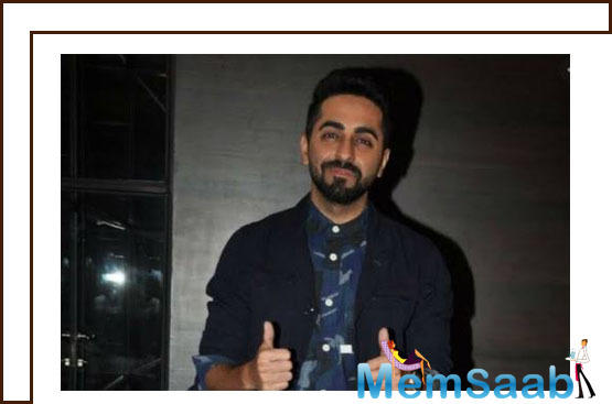 Ayushmann will be seen playing the role of a gay man and he says the film will thoroughly entertain audiences.