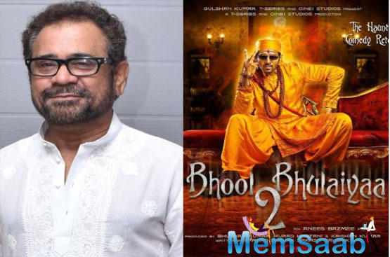 Bhool Bhulaiyaa was directed by Priyadarshan and featured Vidya Balan, Akshay Kumar and Shiney Ahuja in central roles along with Ameesha Patel, Paresh Rawal, Rajpal Yadav and others in important roles.