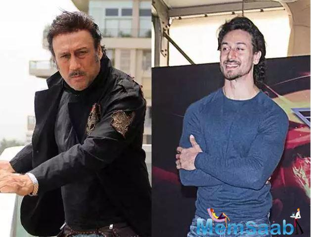 Ever since Tiger Shroff debuted in Bollywood, the fans have been waiting to see him share screen space with his father Jackie Shroff.
