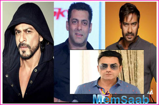 Bobby Deol's counterparts like Shah Rukh Khan, Salman Khan, Akshay Kumar and Ajay Devgn are still going strong in their respective careers.