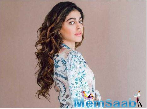Alaya F , who is gearing up for her Bollywood debut with Saif Ali Khan starrer Jawaani Jaaneman, names the Bollywood actors she would like to work with.