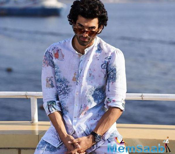 So, when was the last time he looked at the mirror and said, Wow! Aditya, you are hot!?