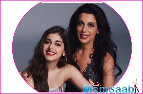 After much wait, the daughter of Pooja Bedi, Alaya F or Alaya Furniturewala is all set to make her big Bollywood debut with Jawaani Jaaneman starring Saif Ali Khan and Tabu.