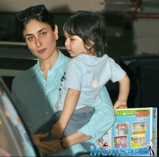 In a recent interview with a leading daily, Bebo opened up about balancing work and spending time with Taimur.