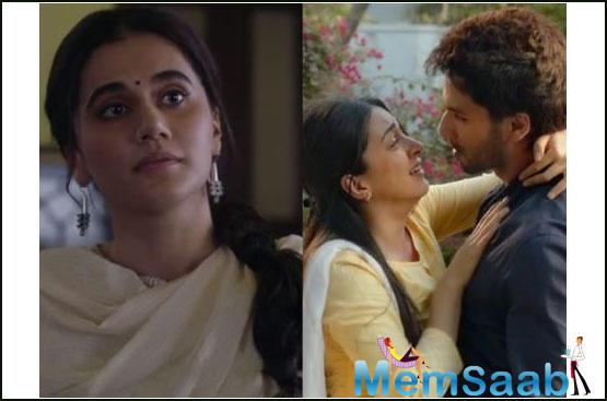Thappad, apart from Taapsee, stars Pavail Gulati, Dia Mirza, Ratna Pathak Shah, Tanvi Azmi, Geetika Vidya, Maya Sarao, Naila Grewal, Kumud Mishra and Gracy Goswami in the lead roles.