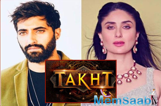 Now we hear that Akshay Oberoi, who was last seen in Junglee (2019) and has been part of digital shows like Law and Honour and The Test Case, has been roped in to play Kareena's husband in the film.