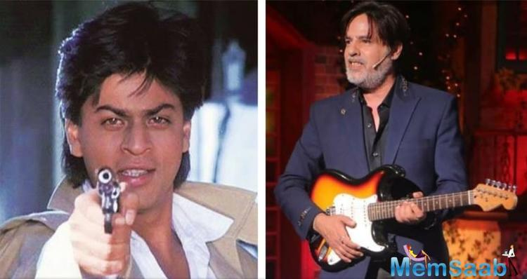 Before carving out a romantic hero image, Shah Rukh Khan played several negative roles in films like Anjaam, Darr and Baazigar.