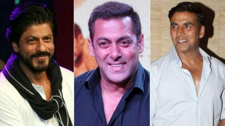 Khans of Bollywood, Shah Rukh and Salman claimed the fifth and sixth spot in the brand rank.