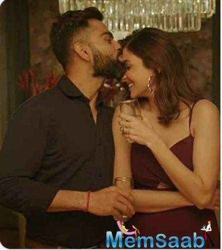 Anushka Sharma and Virat Kohli have been painting B-Town red with their love story.