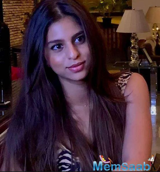 Last year Suhana Khan graduated from the Ardingly college in London and her parents had flown to UK attend the ceremony.