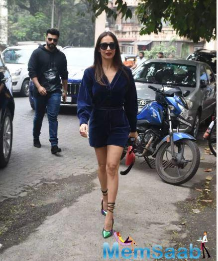 Arjun, who resides in Juhu, bought a new space in Bandra leading to speculations that he is planning to shift closer to his lady love.