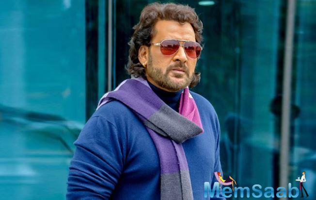 A case has been filed against actor Shahbaz Khan for allegedly molesting a girl here in Mumbai, police said on Thursday.
