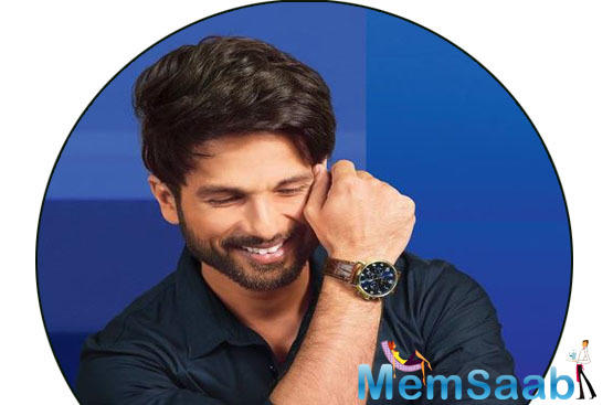 Shahid has teamed up with Gowtam Tinnanauri, for the remake of his Telugu sports drama 'Jersey'. The  actor essayed the role of a cricketer in the film and has extensively prepped for his part.