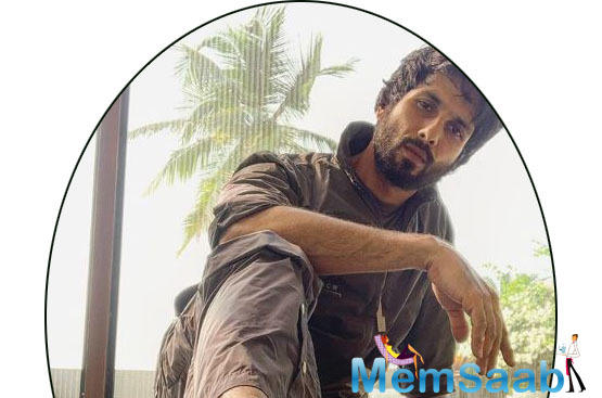 Shahid was last seen playing a passionate lover boy in 2019's most talked about film 'Kabir Singh'.