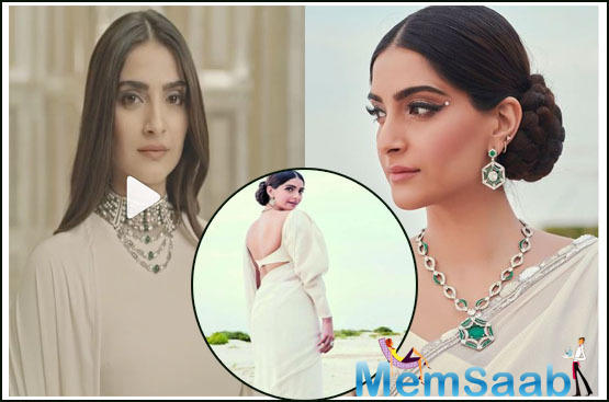 """The source adds, """"Sonam is a fashion force with a strong star presence and she has a keen understanding of the jewellery craft. She has already shot for the collaboration and she launches the Jannah Collection with Her Highness."""""""