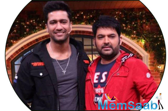 Recently, Vicky Kaushal was seen getting candid on The Kapil Sharma Show and spilling beans on the less known facts about Karan Johar and his film.