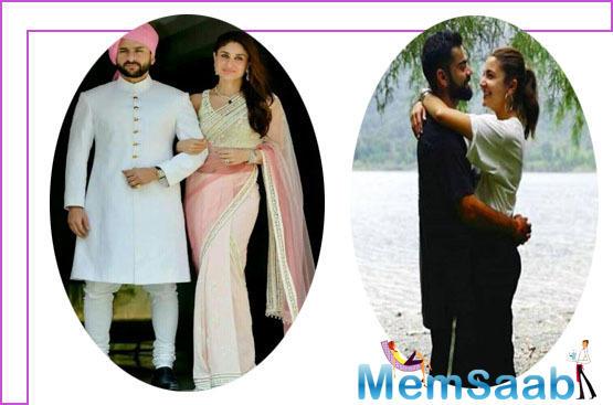 It's a Pataudi family bonanza this Valentine's season on 104.8 Ishq's What Women Want 2.