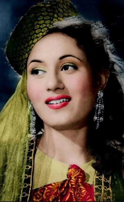 Madhubala made her screen debut as a child artist at the age of nine