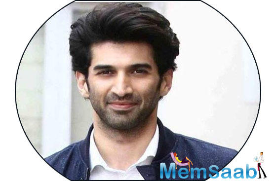 He says that director Mohit Suri wanted to throw a curveball to the audience after their last outing, Aashiqui 2 (2013).