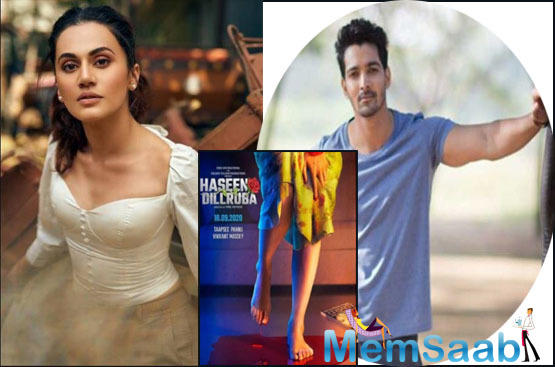 """Directed by Vinil Mathew, """"Haseen Dillruba"""" is scheduled to release on September 18."""