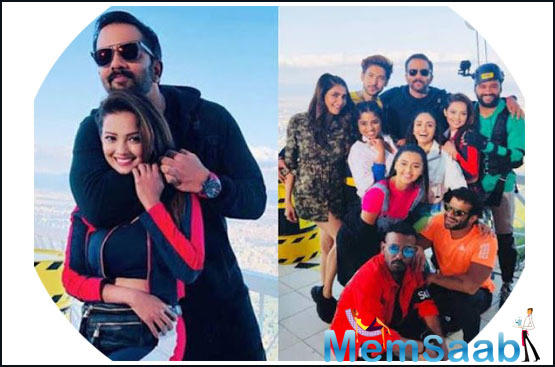 """Filmmaker Rohit Shetty has returned as the host of a new season of """"Fear Factor Khatron Ke Khiladi"""", and this time he will be known as Professor of Darr Ki University, as thrills and adventures take over Bulgarian boulevards."""