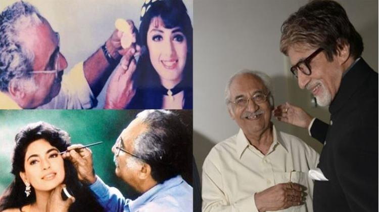Pandhari Juker started his career as a makeup artist during the era of black and white films