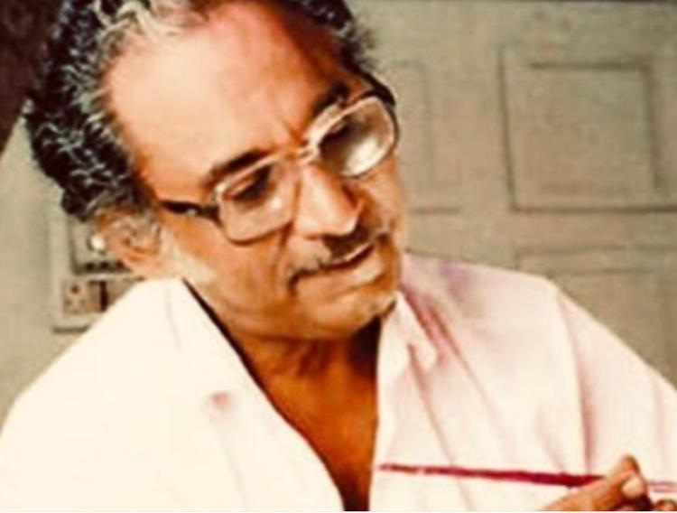 Pandhari Juker was awarded the Shantaram Jeevan Gaurav for his work