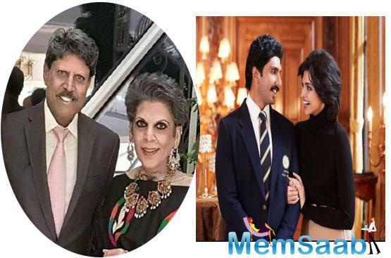 Reliance Entertainment and Phantom Films present 83, a Kabir Khan Films Production.