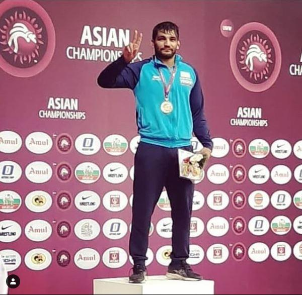 After 25 years we have won a gold medal in the Asian Championships