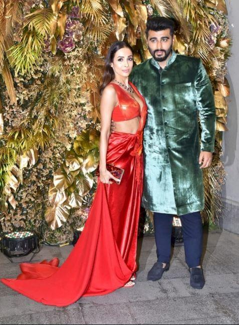 She was recently spotted at Armaan Jain's wedding with boyfriend Arjun Kapoor