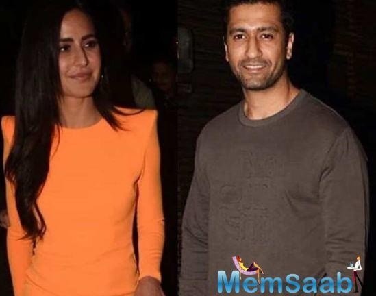 Last night the actress was snapped at the screening of Vicky Kaushal's upcoming film 'Bhoot – Part One: The Haunted Ship'.