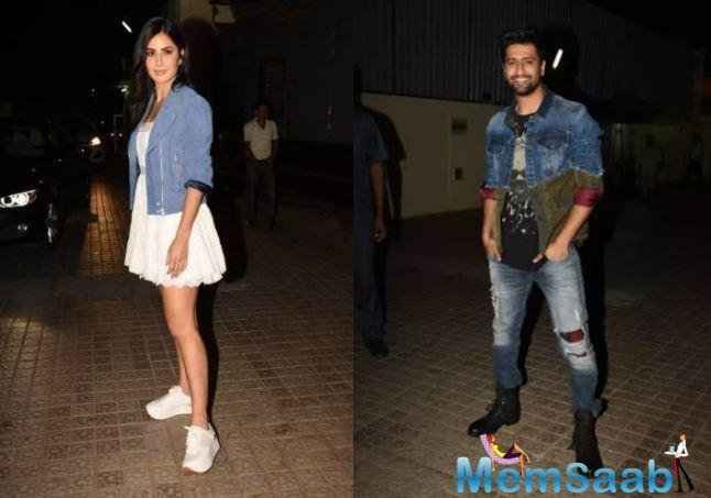 Katrina Kaif and Vicky Kaushal have been rocking the headline for their relationship rumors