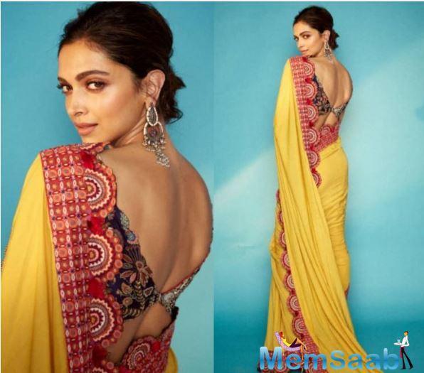 Deepika will be seen as Romi Dev, wife of cricket legend Kapil Dev, played by Ranveer in the upcoming film '83.