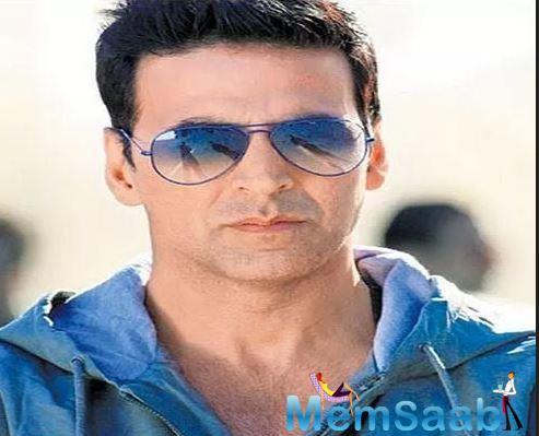 Akshay will complete this one too in a start-to-finish schedule