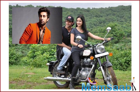 She is also an impeccable driver in real life and her co-star Hrithik Roshan and ex-beau Ranbir Kapoor vouch for it.