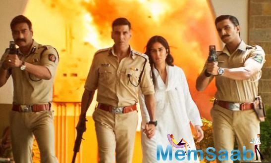 The reports also stated that the makers of 'Radhe' are in talks with the theatre owners to release a small teaser with 'Sooryavanshi'. However, an official announcement regarding the same is yet to be made.