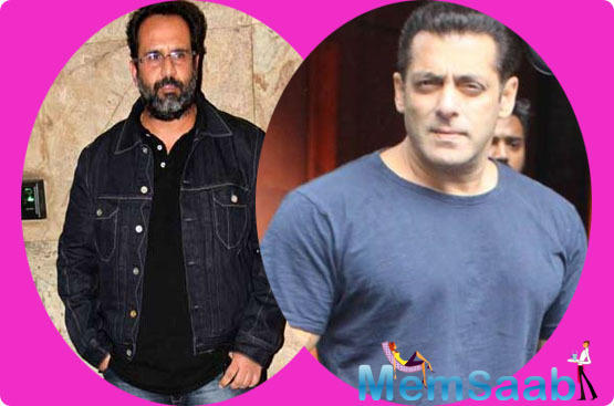 """When we quizzed Aanand about the developments of the project he said, """"This project was never there. It was just a rumour. The thing is that I never met Salman with a script."""""""