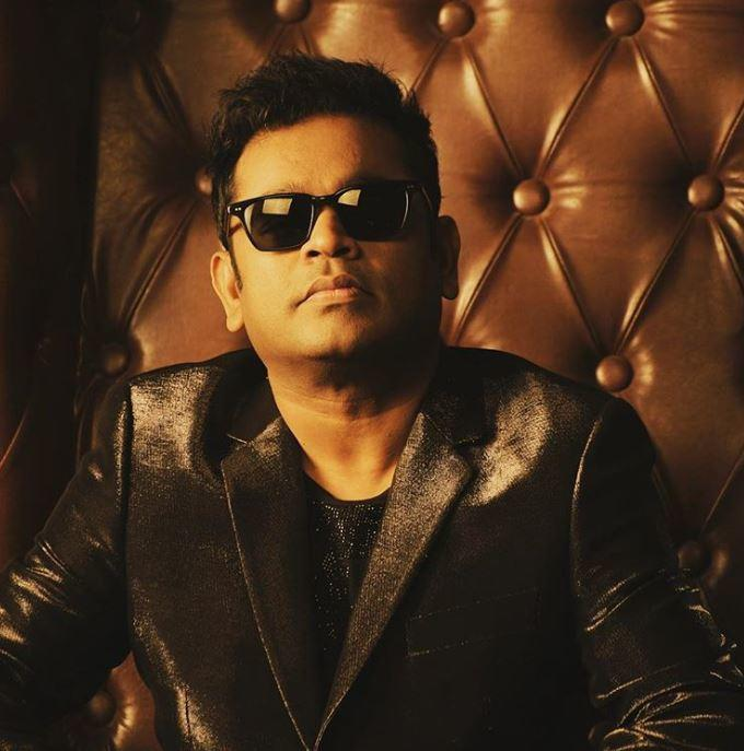 AR Rahman says, if you get too creative, then you may have to sell your property