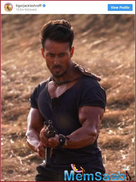 Baaghi 3 has some large scale action sequences.