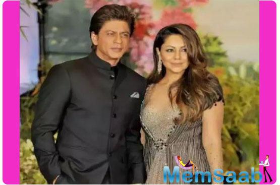 On the work front, SRK was last seen in Aanand L Rai's 'Zero'.
