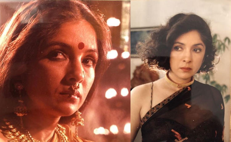 Neena Gupta's throwback game is stronger than others