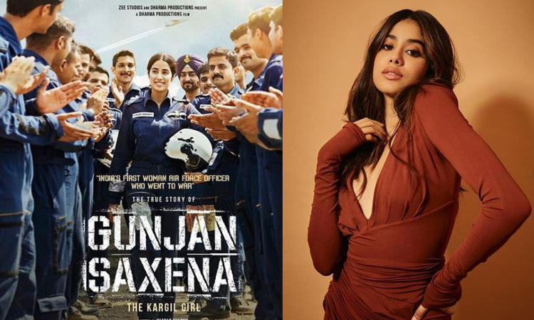Janhvi felt like Gunjan Saxena is her first film