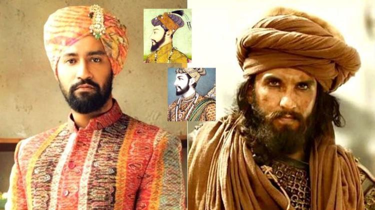 Takht is a story of two warring brothers, Aurangzeb and Dara Shikoh