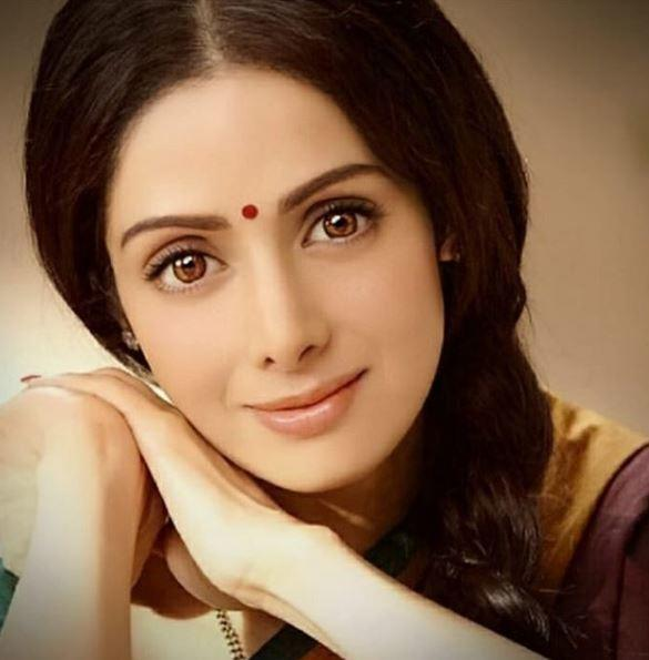 Sridevi has been a part of many blockbuster hits
