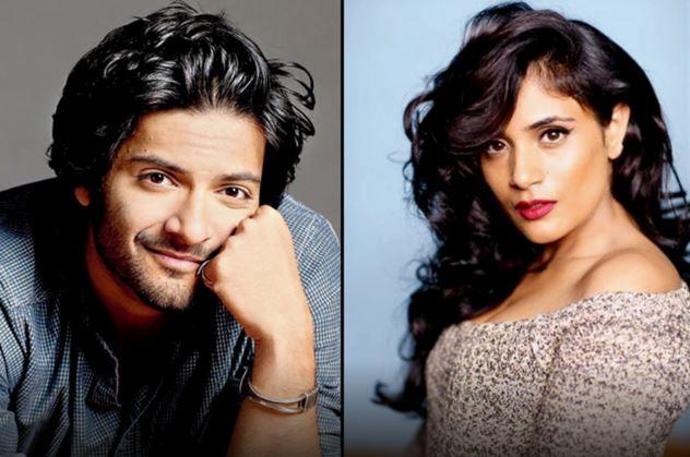 Richa and Ali made their relationship official in 2016